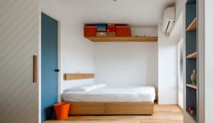 غرفة نوم تنفيذ sorama me Inc.