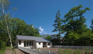 株式会社 直井建築設計事務所의  주택