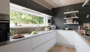 Cozinhas modernas por DomusGaia