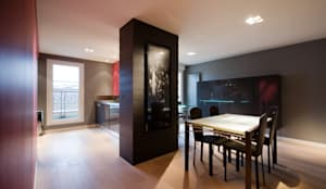 cuisine avec ilot de la cuisine dans le bain sk concept. Black Bedroom Furniture Sets. Home Design Ideas