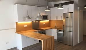 باورچی خانہ by zazurca arquitectos