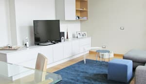 modern Living room by Easy Relooking