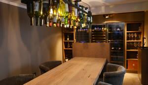 Weinkeller:  Gastronomie von SALLIER WOHNEN HAMBURG