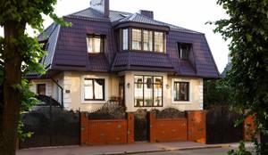 AGRAFFE design의  주택