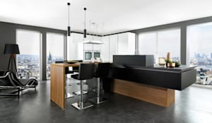 nat rlich nordisch por schmidt k chen homify. Black Bedroom Furniture Sets. Home Design Ideas
