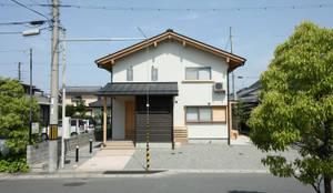芦田成人建築設計事務所의  주택
