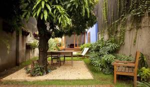 Сады в . Автор – Ana Sawaia Arquitetura
