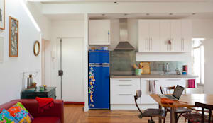 modern Kitchen by ATELIER FB