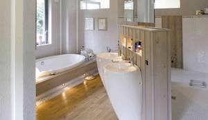 ห้องน้ำ by Haacke Haus GmbH Co. KG