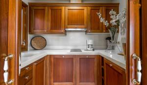 tropical Kitchen by Hansen Properties