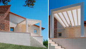 Biolago balneabile sasso pisano por lda imda architetti for 7047 design hotel