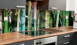 Achterwand Modern Keuken : Achterwand keuken kunststof ikea h van design keukens en wand