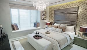 modern Bedroom by Another Design London Limited