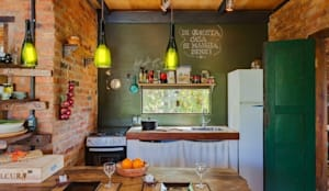 Casa ReFit: Cozinhas  por Ferraro Habitat