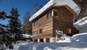 Projekty, klasyczne Domy zaprojektowane przez Pablo Horváth