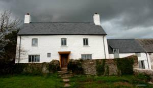 Maisons de style de stile Rural par Hall + Bednarczyk Architects