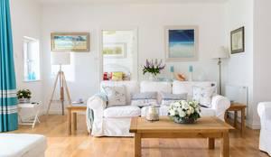 غرفة المعيشة تنفيذ Dupere Interior Design