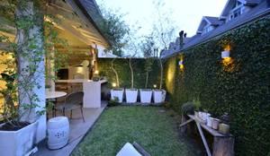 Projekty,  Ogród zaprojektowane przez Tania Bertolucci  de Souza  |  Arquitetos Associados