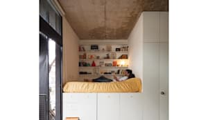 modern Bedroom by IR arquitectura
