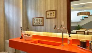 غسل خانہ  by Pinheiro Martinez Arquitetura