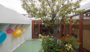 WOONSCHIP LA GONDOLA_08:  Jachten & jets door HOYT architecten