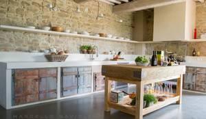 مطبخ تنفيذ Marcello Gavioli