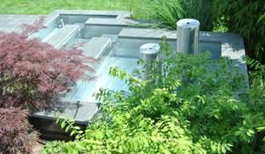 moderne edelstahltore by edelstahl atelier crouse - stainless, Hause und Garten