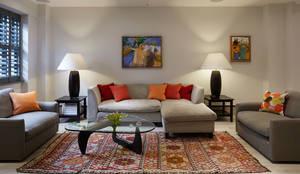 غرفة المعيشة تنفيذ REIS LONDON LTD