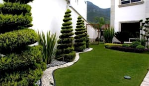 Projekty,  Ogród zaprojektowane przez InGarden