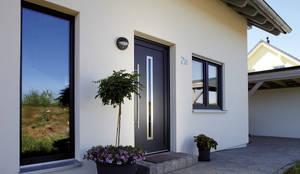 Projekty,  Okna zaprojektowane przez FingerHaus GmbH