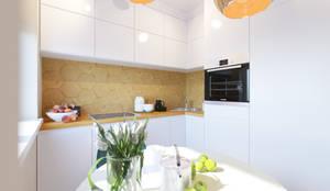 Projekty,  Kuchnia zaprojektowane przez Bronx