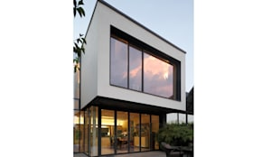haus am schwielowsee di wolff architekten homify. Black Bedroom Furniture Sets. Home Design Ideas