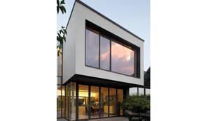 haus am schwielowsee por wolff architekten homify. Black Bedroom Furniture Sets. Home Design Ideas