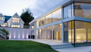 Ventanas: Casas de estilo  por Keller Minimal Windows