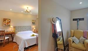Suite: Dormitorios de estilo  por Opra Nova - Arquitectos - Buenos Aires - Zona Oeste,