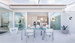 Terrasse de style  par Photographer Gabriele Sotgiu