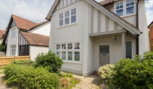 New life for a 1920s home - extension and full renovation, Thames Ditton, Surrey: classic Houses by TOTUS