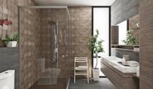 Baños de estilo moderno de Dream Arquitectura & Diseño