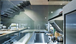 modern Kitchen by Millimeter Interior Design Limited