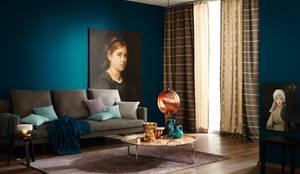 trendfarben des jahres 2018 sch ner wohnen farbe homify. Black Bedroom Furniture Sets. Home Design Ideas
