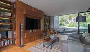 Phòng khách by Faci Leboreiro Arquitectura