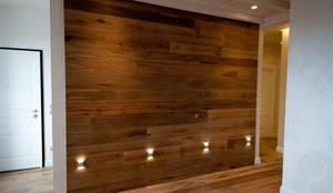 Pareti In Legno Moderne : Semplicemente legno falegnami a bergamo homify