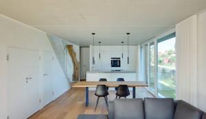 waldhaus mit durchblick by m hring architekten homify. Black Bedroom Furniture Sets. Home Design Ideas
