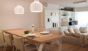 کھانے کا کمرہ by Paula Herrero | Arquitectura