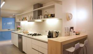 Piso en Palermo · Paula Herrero | Arquitectura: Cocinas de estilo moderno por Paula Herrero | Arquitectura
