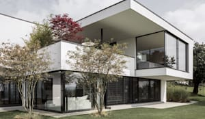 modern Houses by meier architekten