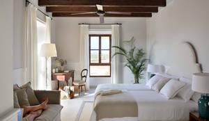 mediterranean Bedroom by Bloomint design