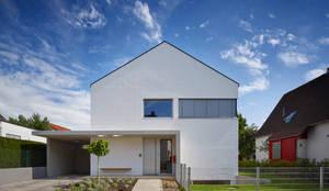 wohnhaus c mainz oberstadt von marcus hofbauer architekt. Black Bedroom Furniture Sets. Home Design Ideas