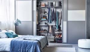 Auf Ihre Wünsche angepasst...: moderne Schlafzimmer von Elfa Deutschland GmbH