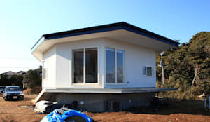 modern Houses by 佐久間達也空間計画所